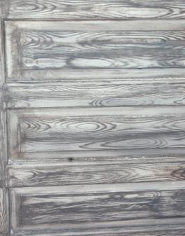 Faux Wood Graining