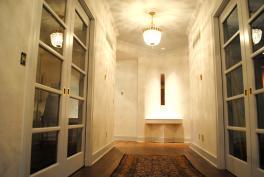 Venetian Plaster in Private Residence
